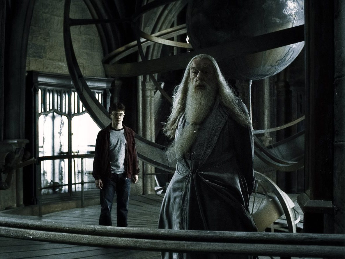 Best Harry Potter Movie - Half Blood Prince