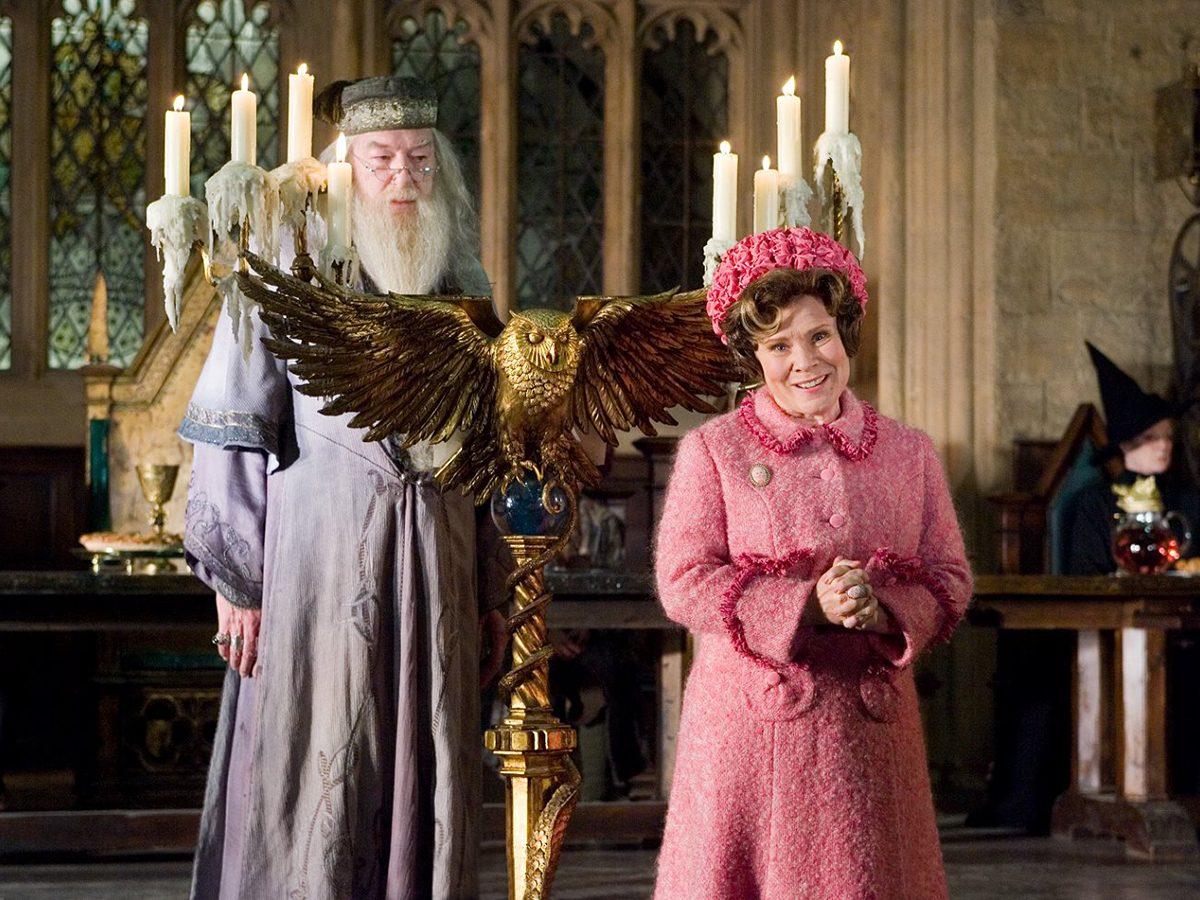 Best Harry Potter Movie - Order Of The Phoenix