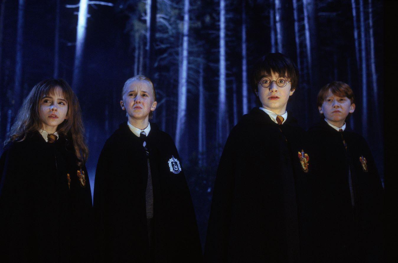 Best Harry Potter Movie - The Philosophers Stone