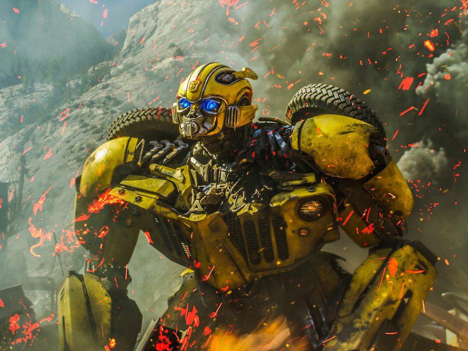 Best sci-fi movies on Netflix - Bumblebee