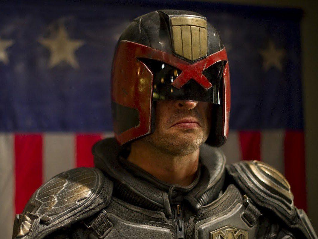 Best sci-fi movies on Netflix - Dredd