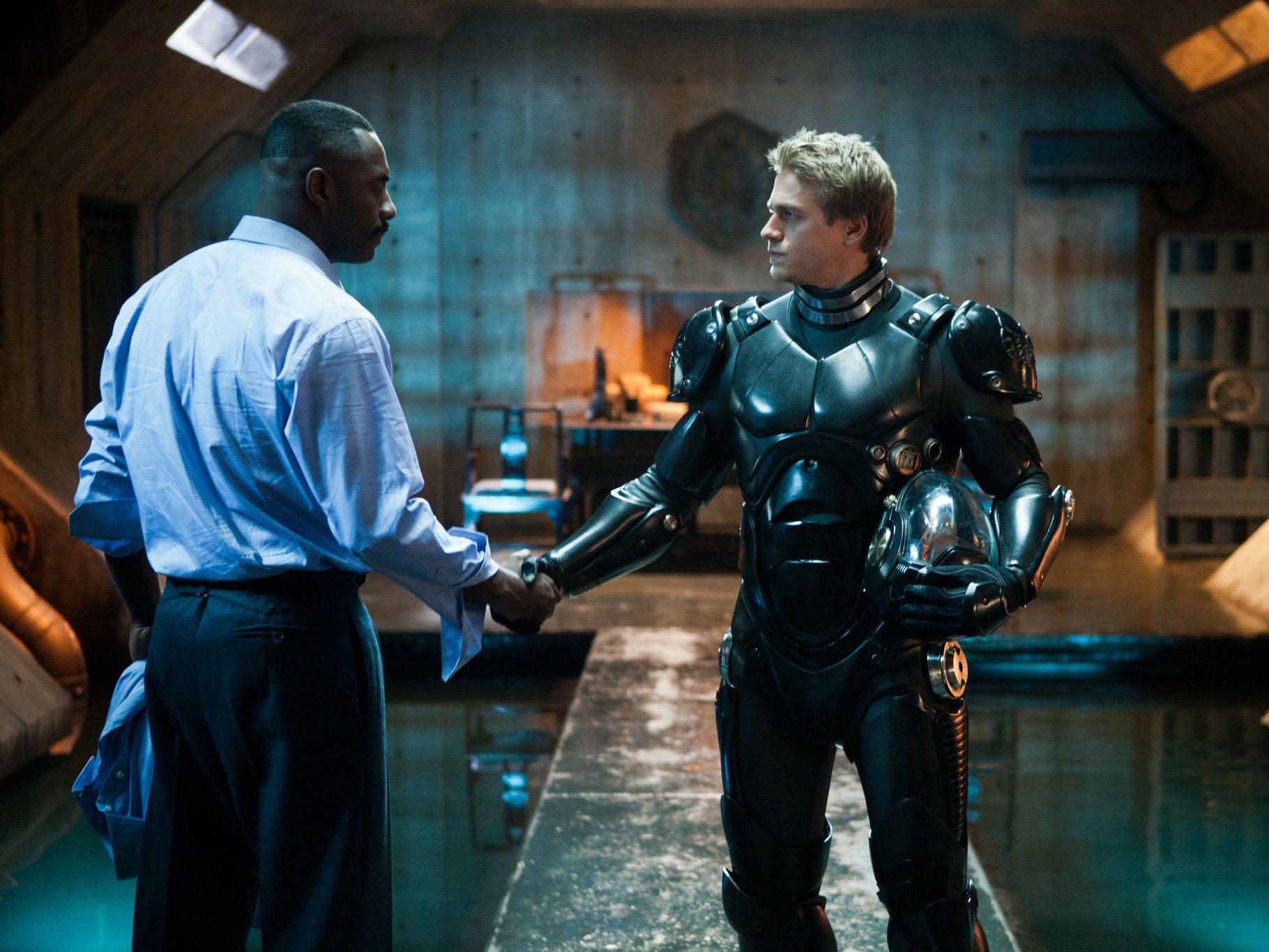 Best sci-fi movies on Netflix - Pacific Rim