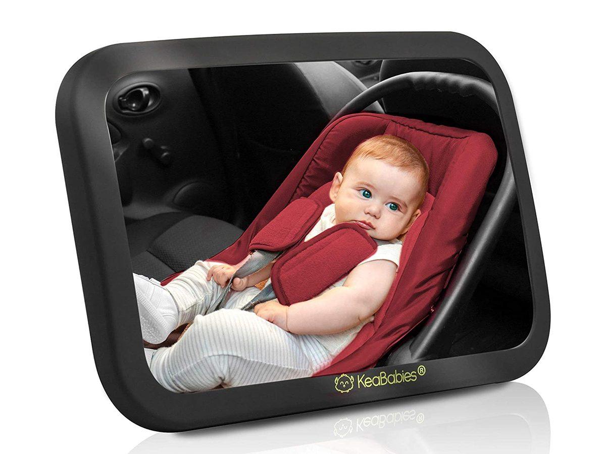 Car Gadgets - Baby Car Mirror