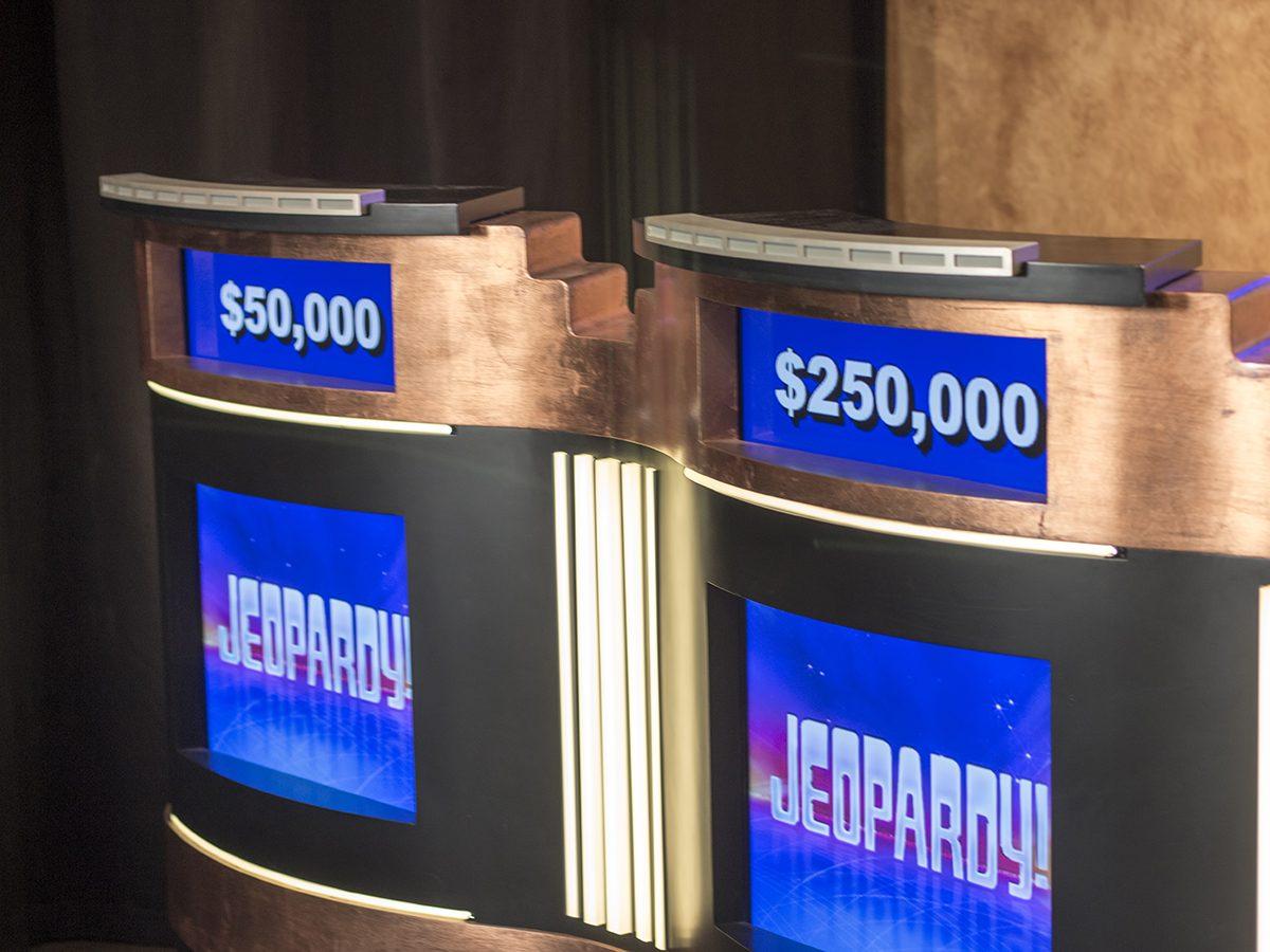 Funniest Readers Digest Jokes - Jeopardy game show