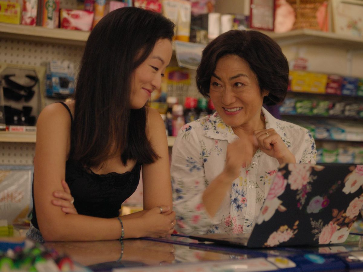 Kims Convenience Quotes - Umma and Janet