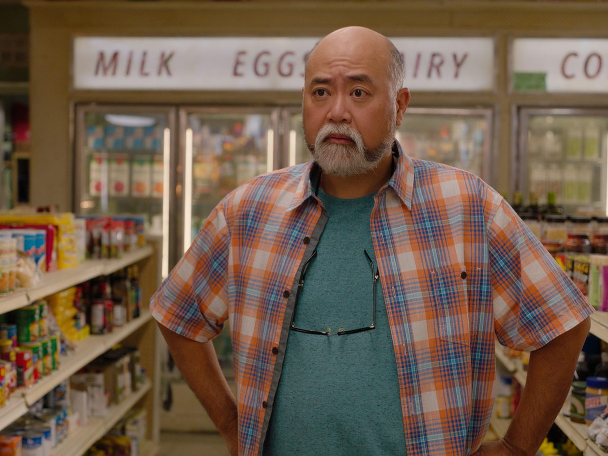 Kims Convenience Quotes - Appa in the store