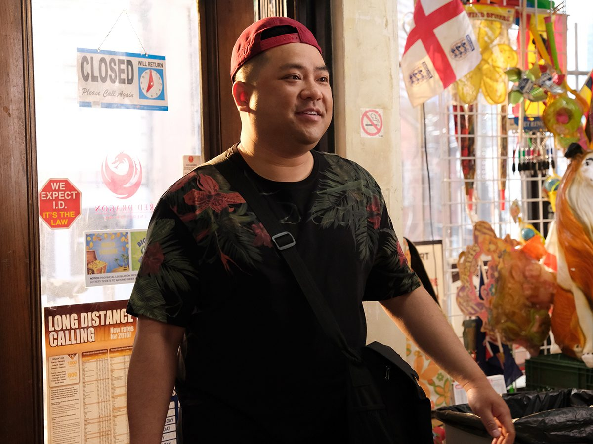 Kims Convenience Quotes - Kimchee in the store