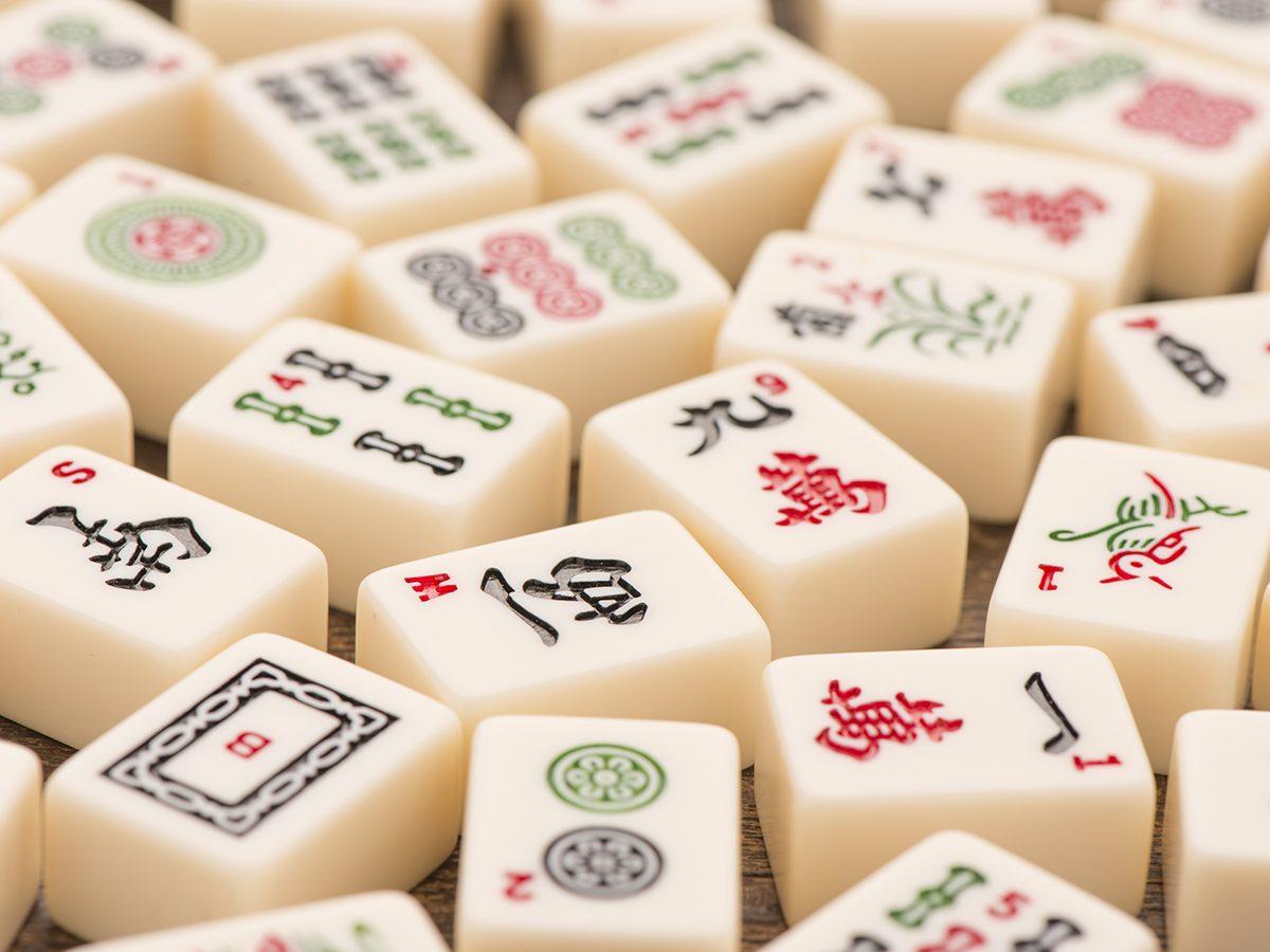 Mahjong Facts - Mahjong tiles