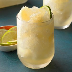 Luscious Lime Slush