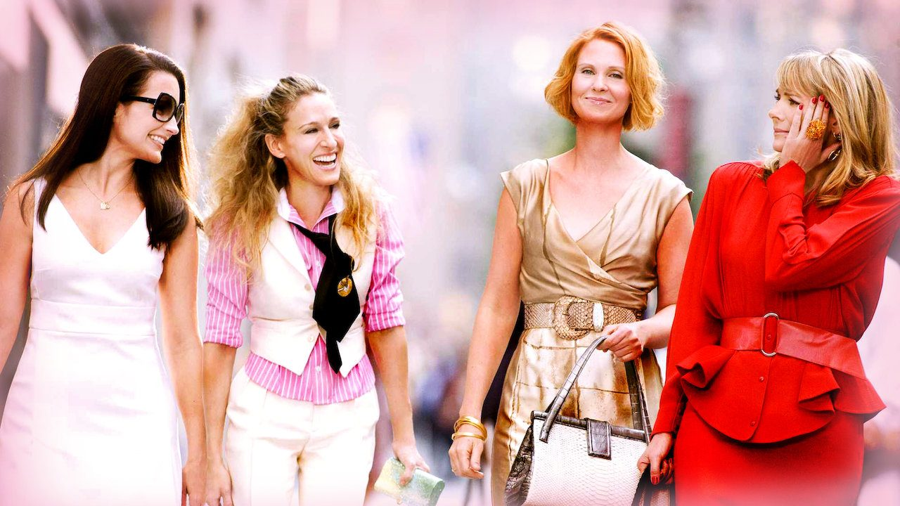 Best rom-coms on Netflix - Sex and the City: The Movie