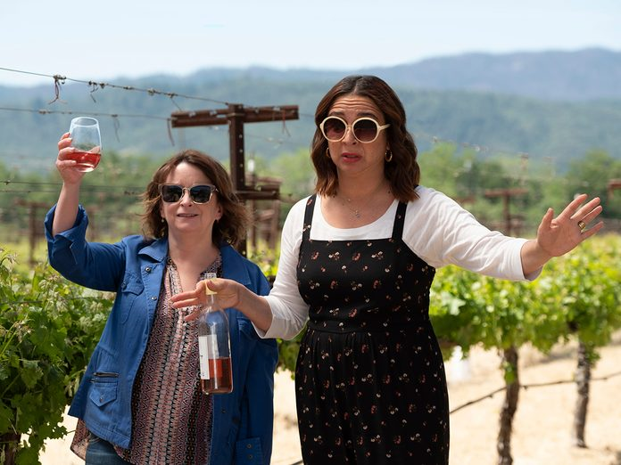 Feel Good Movies On Netflix Canada - Wine Country