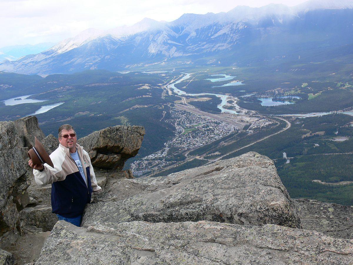 My Happy Place - Jasper Alberta