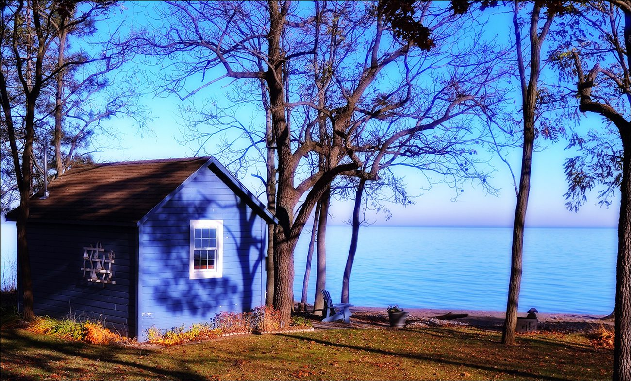 My Happy Place - Tiny House Lake Erie
