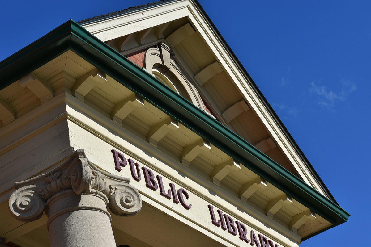 My Happy Place - Wellington Public Library