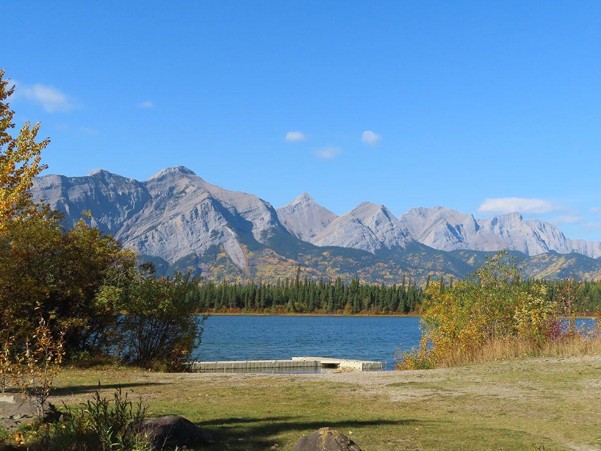 My Happy Place - Wildhorse Lake