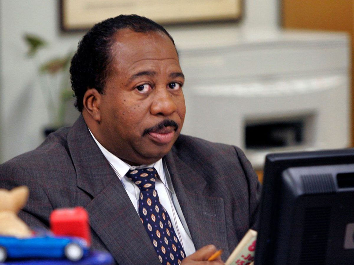 The Office Quotes - Stanley