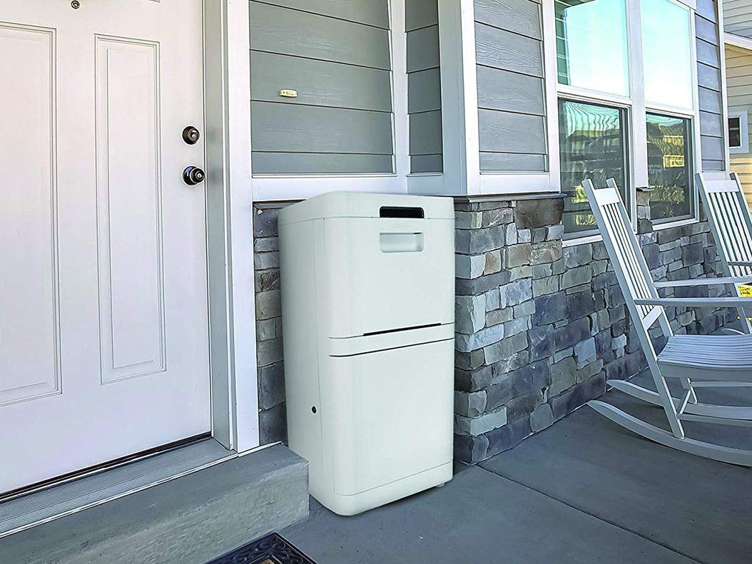 Outsmart Porch Pirates - Danby Parcel Guard Porch