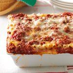 Best Lasagna