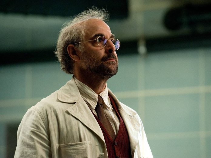 Marvel Quotes - Dr. Erskine On Character