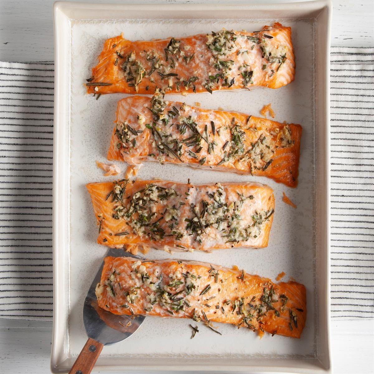 Herb Roasted Salmon Fillets Exps Ft20 164150 F 0812 1 1