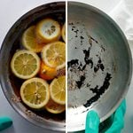 We Test 5 Methods to Clean a Burnt Pan—Here's How They Performed