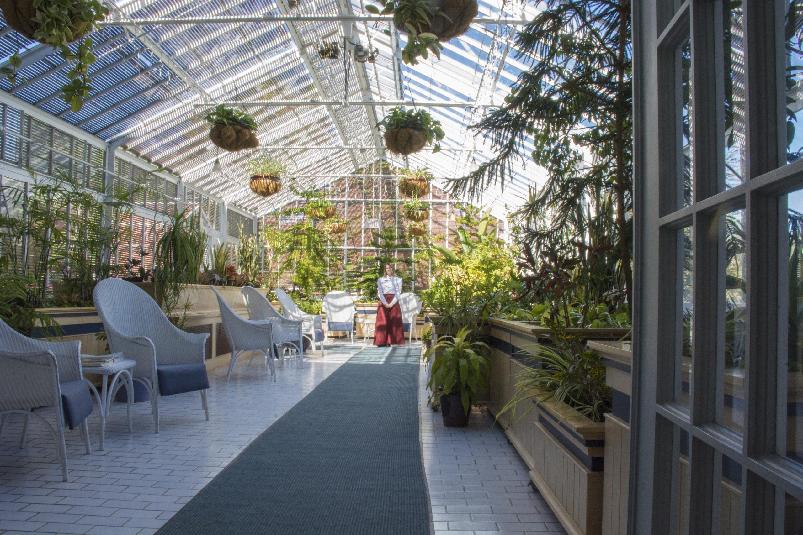 Government House Conservatory Botanical Garden