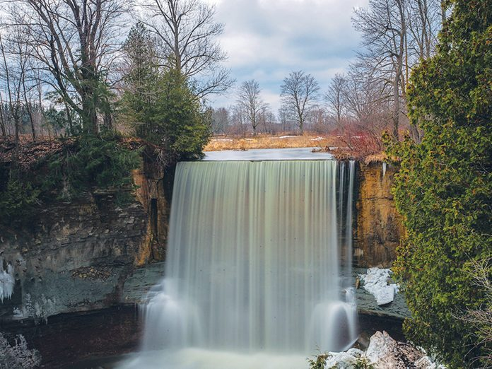 Grey Bruce Attractions - Indian Falls