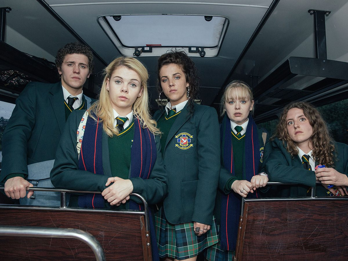 Best Half-Hour Shows To Watch On Netflix Canada - Derry Girls