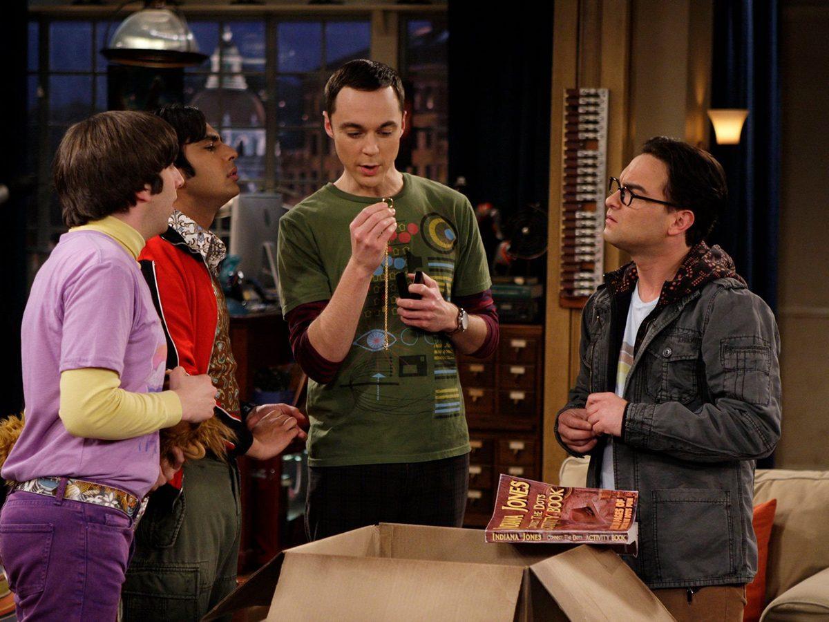 Big Bang Theory Quotes Spontaneity