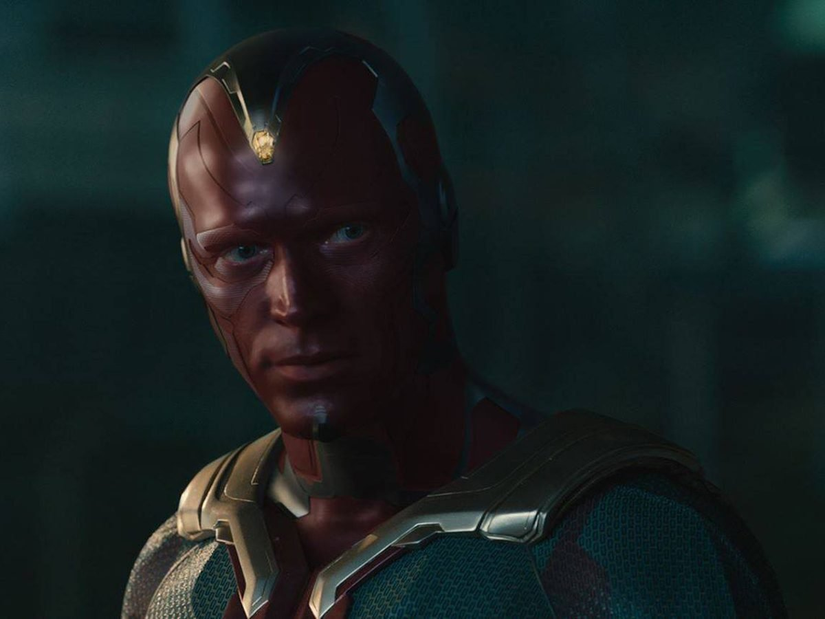 Vision, Avengers: Age of Ultron