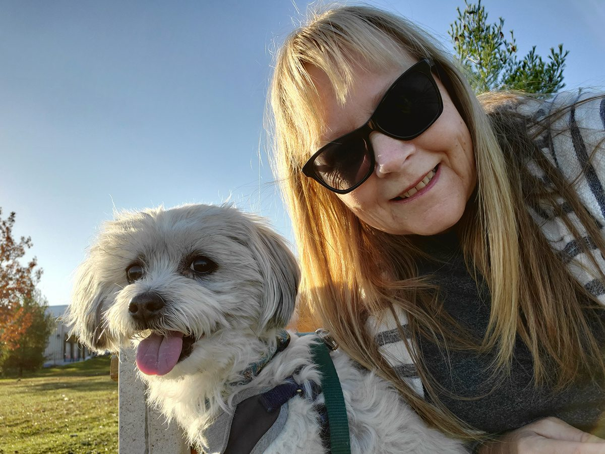 Pandemic Pet Adoption - Marlene's Shih Tzu