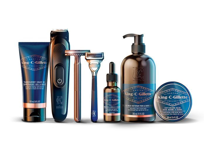 Test Drive - King C. Gillette grooming and beard care