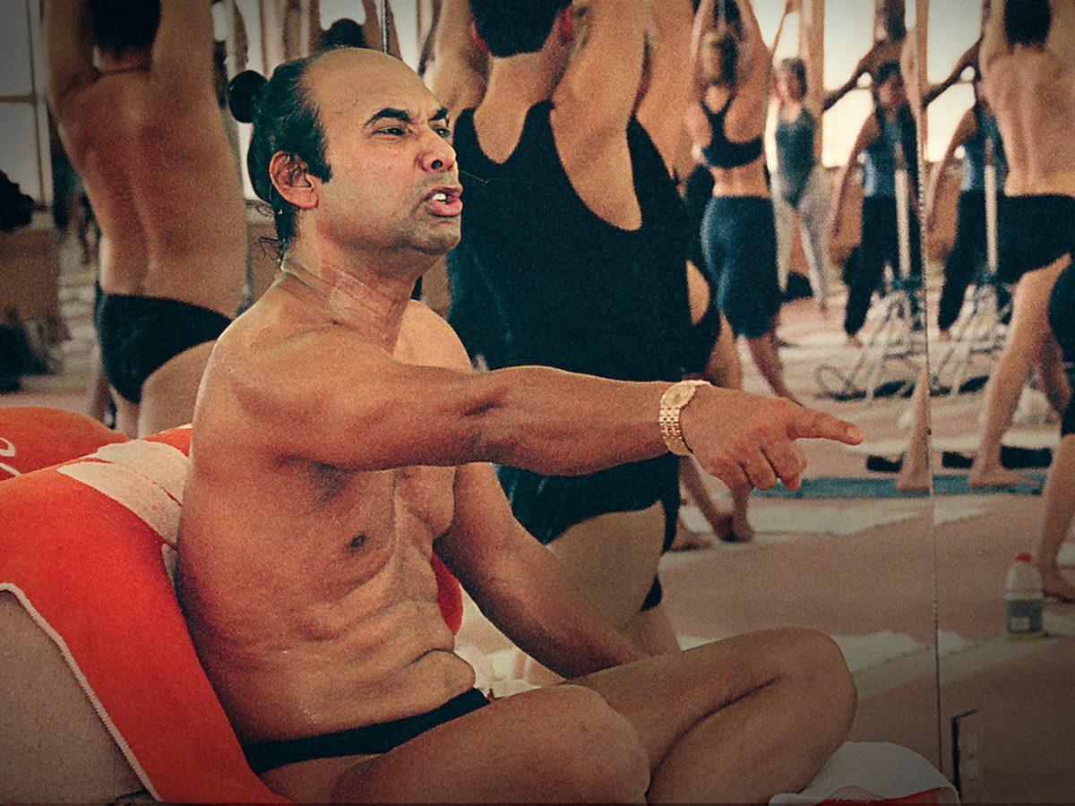 True Crime Shows Bikram Yogi Guru Predator
