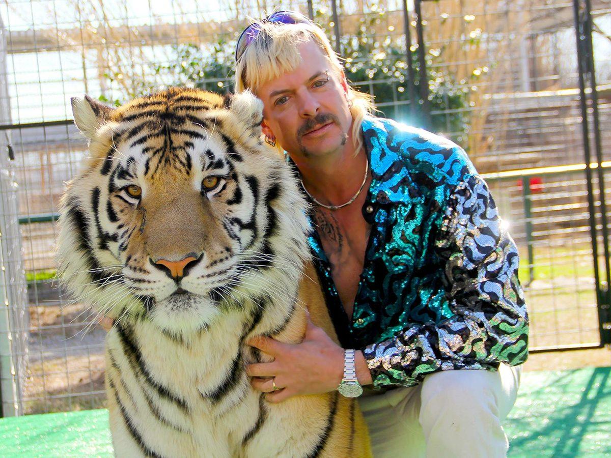 True Crime Shows Tiger King
