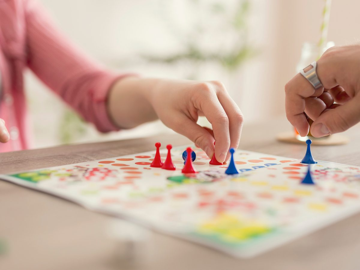 Twoplayer Boardgame