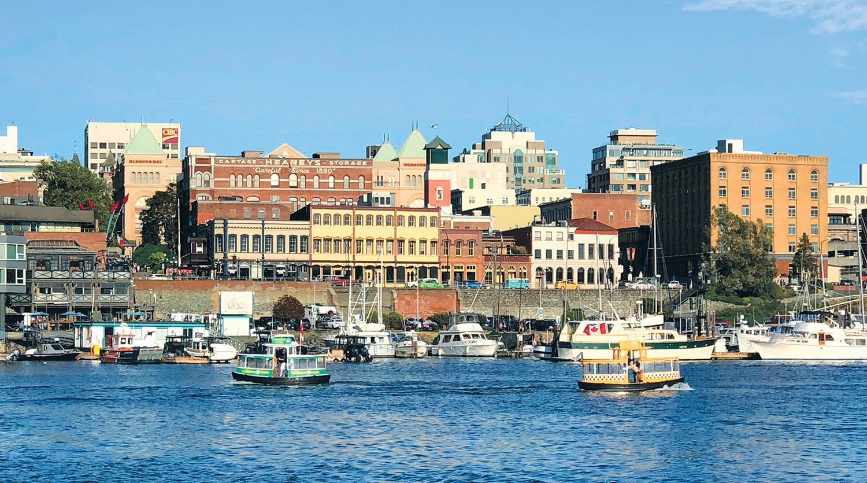 Victoria Attractions - Fisherman's Wharf