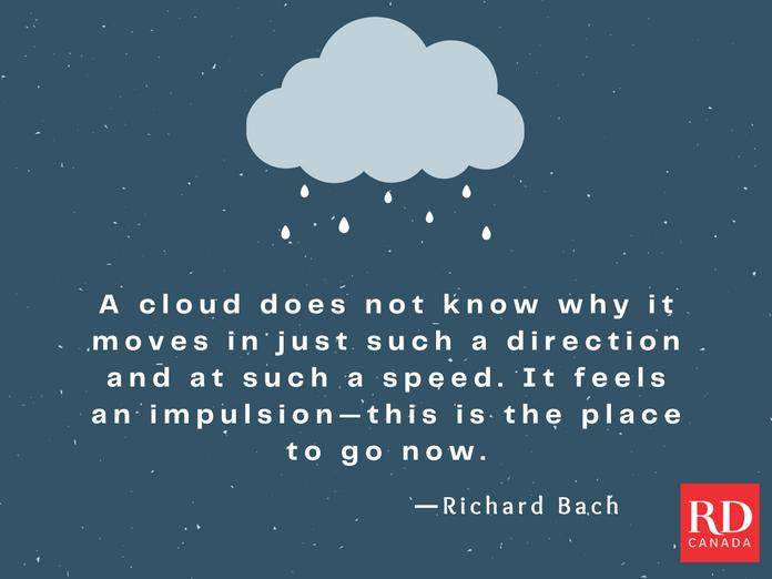 Short Inspirational Quotes - Richard Bach
