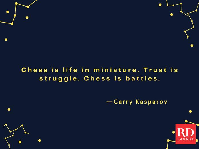 Short Inspirational Quotes - Garry Kasparov