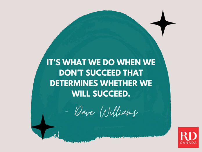 Short Inspirational Quotes - Dave Williams