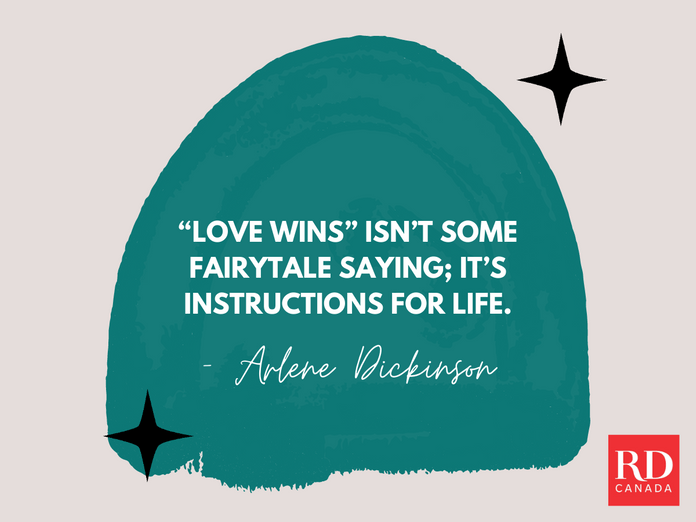 Short Inspirational Quotes - Arlene Dickinson