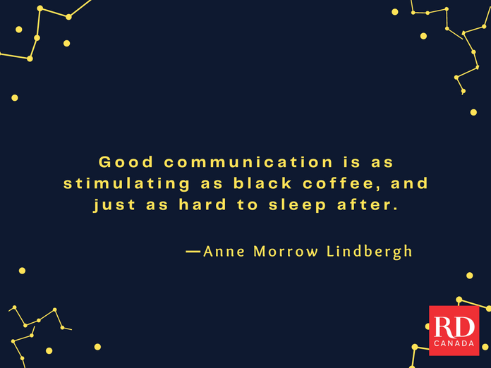 Short Inspirational Quotes - Anne Morrow Lindbergh