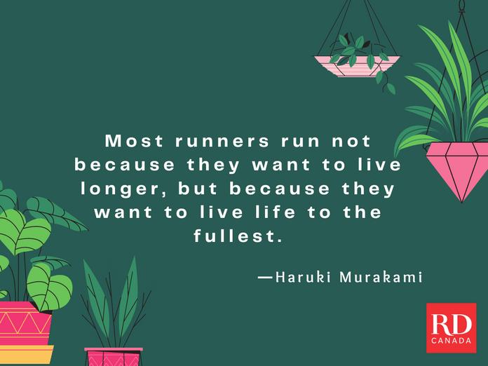 Short Inspirational Quotes - Haruki Murakami