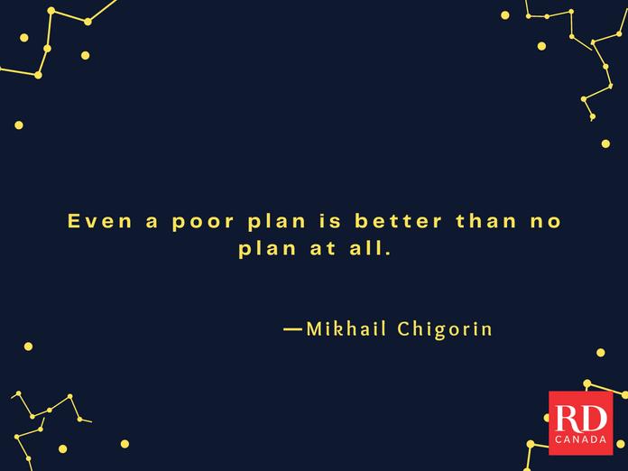 Short Inspirational Quotes - Mikhail Chigorin