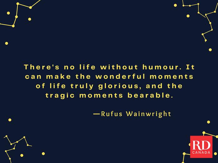Short Inspirational Quotes - Rufus Wainwright
