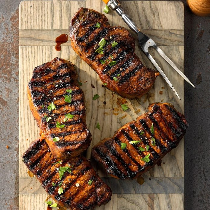 Wednesday: Favorite Grilled Pork Chops