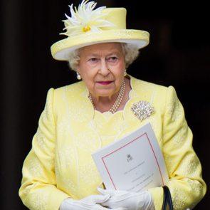 Queen Elizabeth quotes - The Queen in yellow