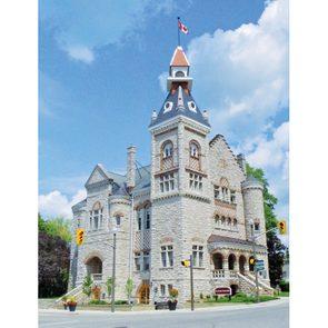 St Marys Ontario - Town Hall