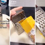 This Is How to Shred Cheese So Nothing Sticks to the Box Grater