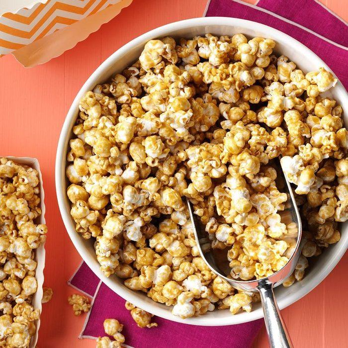 Courtside Caramel Corn - Feature Image