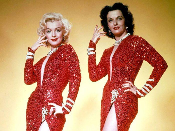 Best Marilyn Monroe Movies - Gentlemen Prefer Blondes